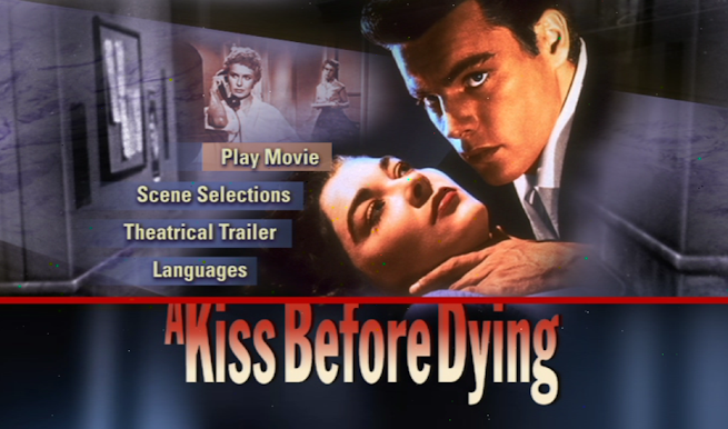 classic movies a kiss before dying 1956