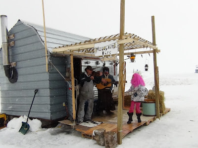 Pimp Your Ice Shack at the Dryden Winter Festival