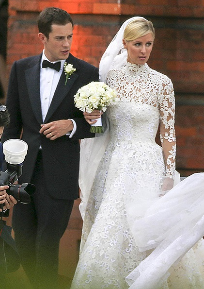 The Quaint Housewife Newly Married Wife Nicky Hilton Creates A New Family Dynasty