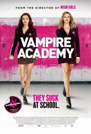 Vampire Academy meet and greet giveaway - Zoey Deutch & Lucy Fry (Houston)