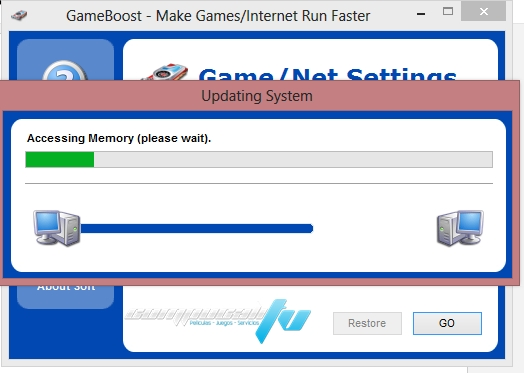 GameBoost v1.12.3 Descargar 1 Link 32 y 64 Bits