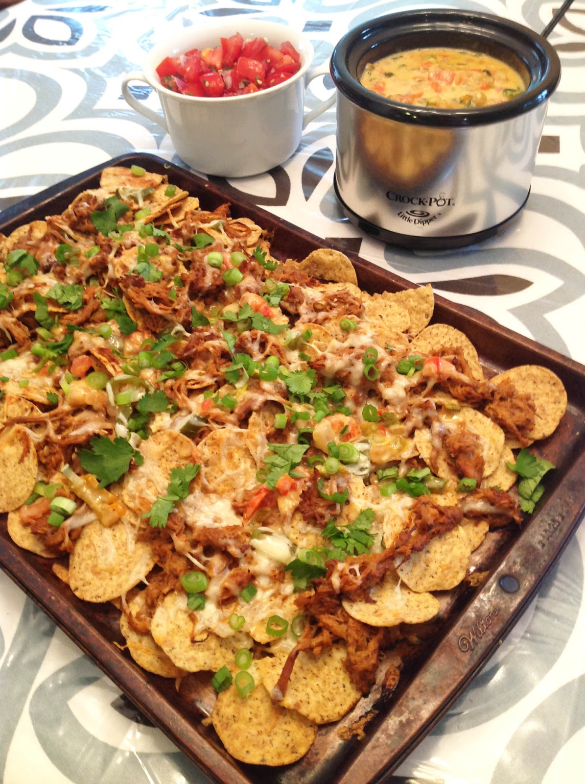 my back pages: emeril's crazy nachos