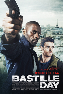 Bastille Day Legendado