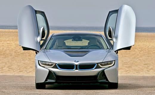 BMW i8 lançamento