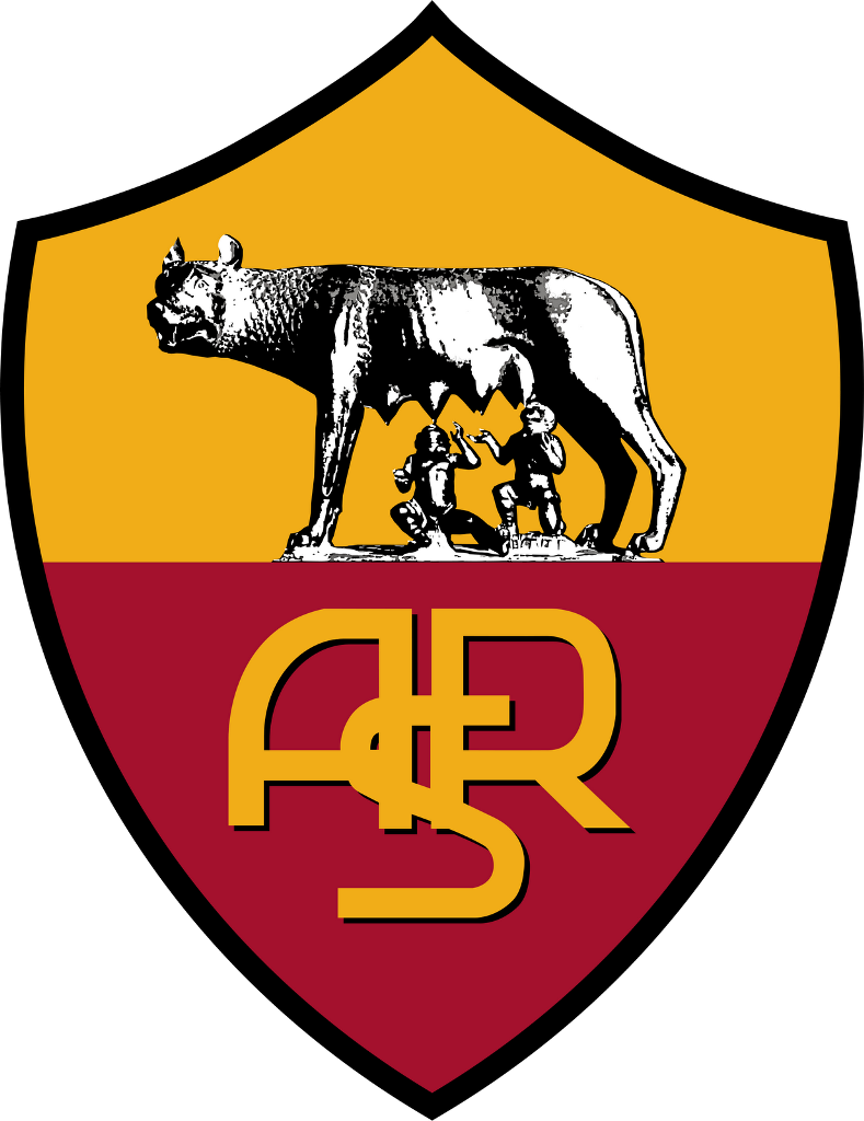 Download Gambar Logo AS Roma