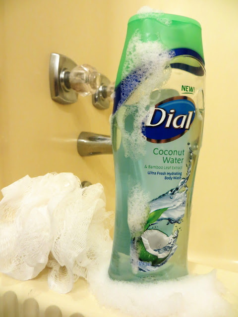 & Dial Coconut Water Body Wash