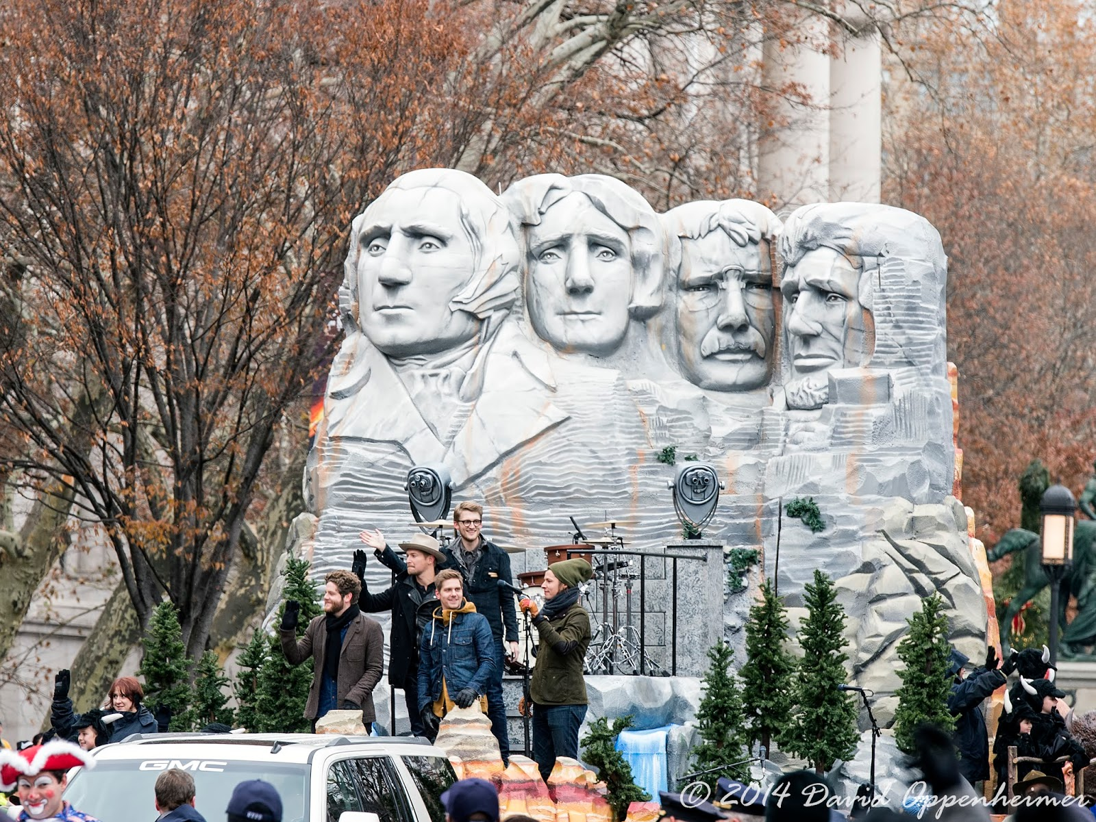 Mount Rushmore's American Pride by South Dakota Dept. of Tourism
