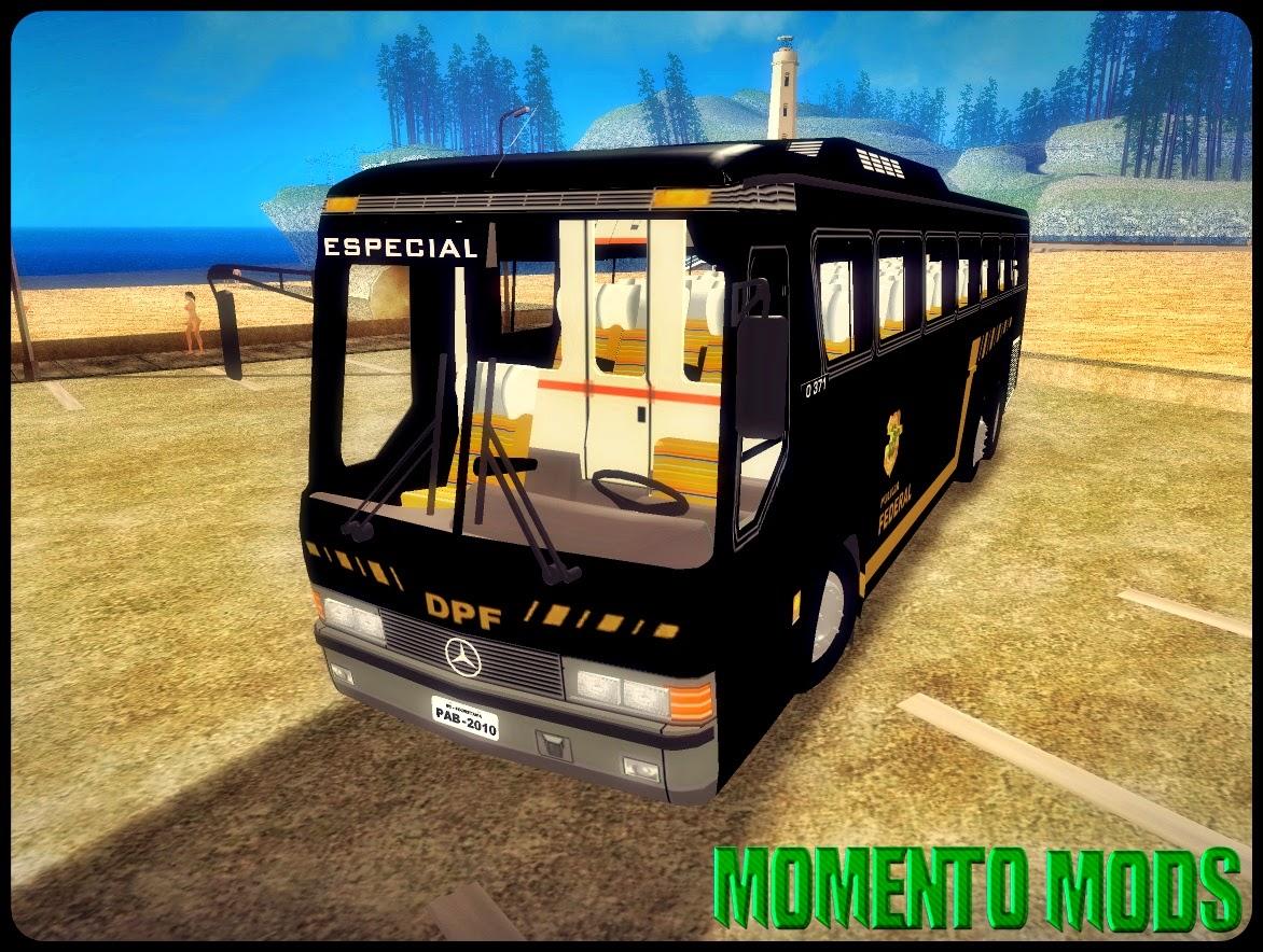GTA SA - Monobloco O371-RSD Policia Federal