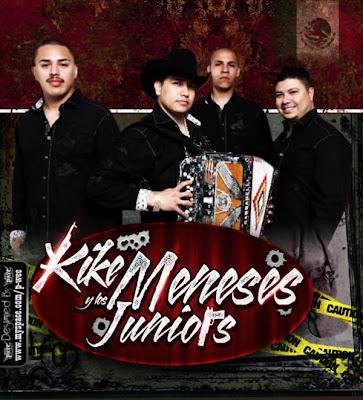 Kike Meneses - Soy El Chino (Corridos 2013)