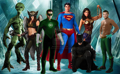 Film Justice League Mortal Bioskop 2013