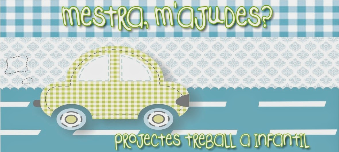 PROJECTS DE TREBALL A INFANTIL...