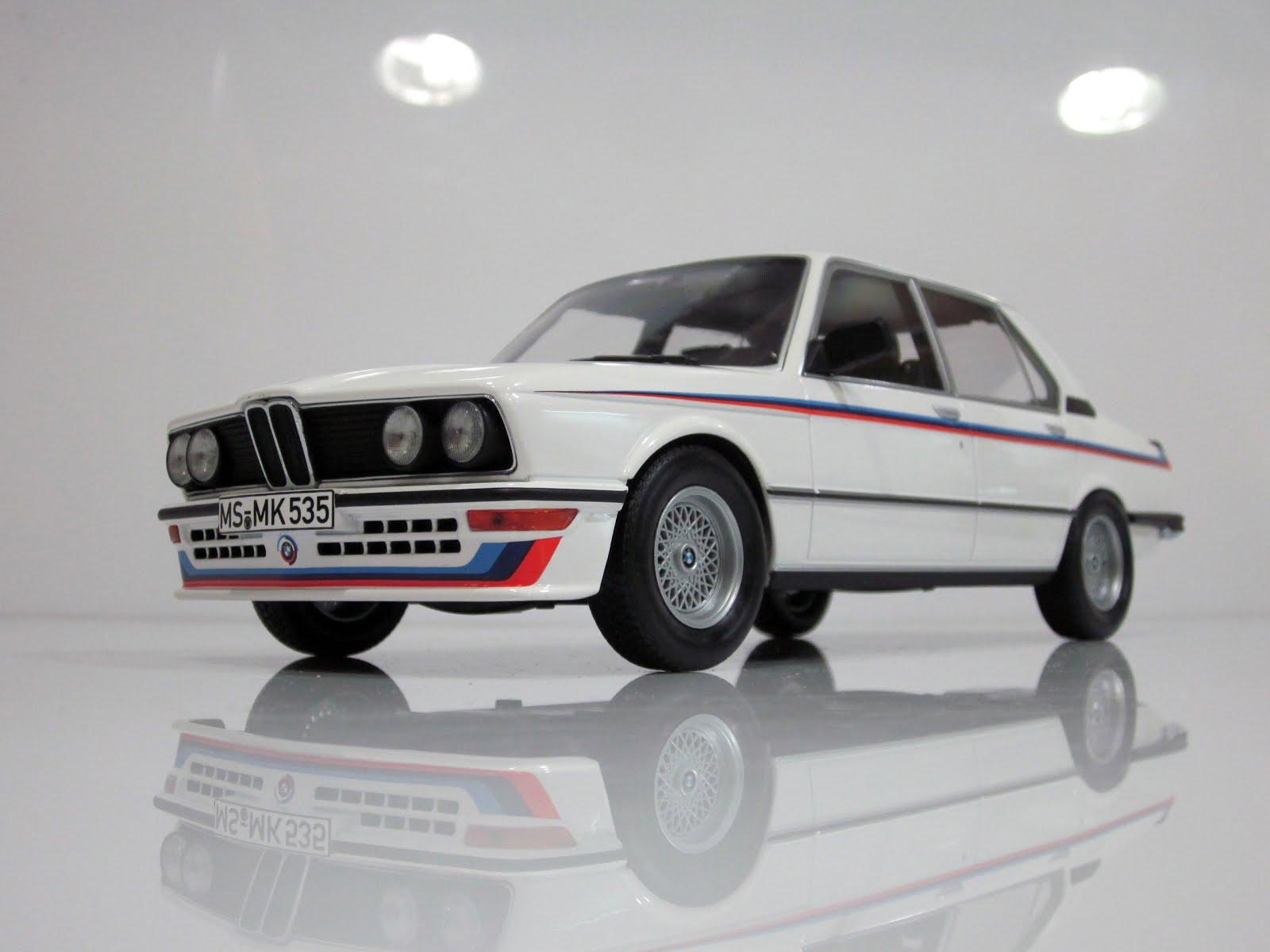 BMW M535i [E12] - 1980 Norev