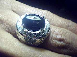 Batu Cincin Onyx