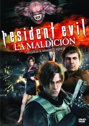 Resident evil: La maldicion (2012)