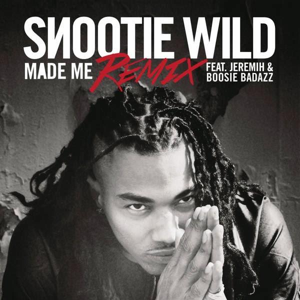 Snootie Wild - Made Me (Remix) [feat. Jeremih & Boosie Badazz] - Single Cover