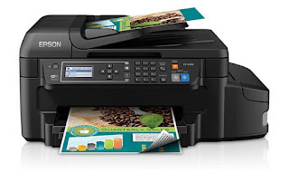 Epson WorkForce ET-4550 Drivers Download, Review