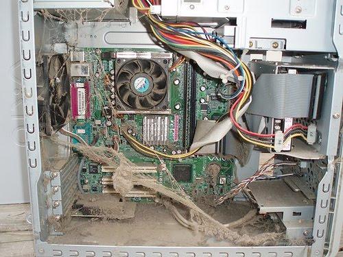 Haz tus filtros de aire para los ventiladores de tu PC