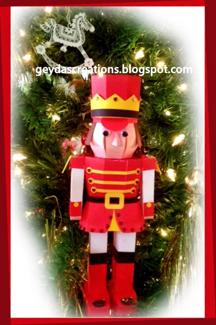 Christmas Toys For Christmas : Craft creations clara s christmas toy soldier