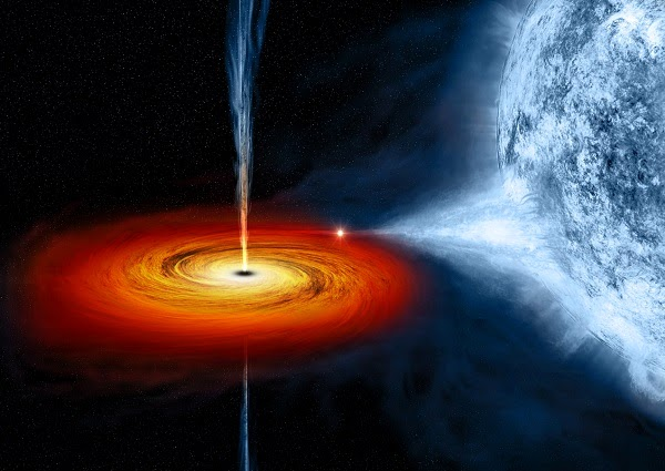 Every Black Hole Contains Another Universe, Claims New Study