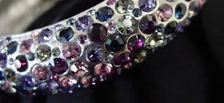 rhinestone bracelet viktorviktoriashop.com