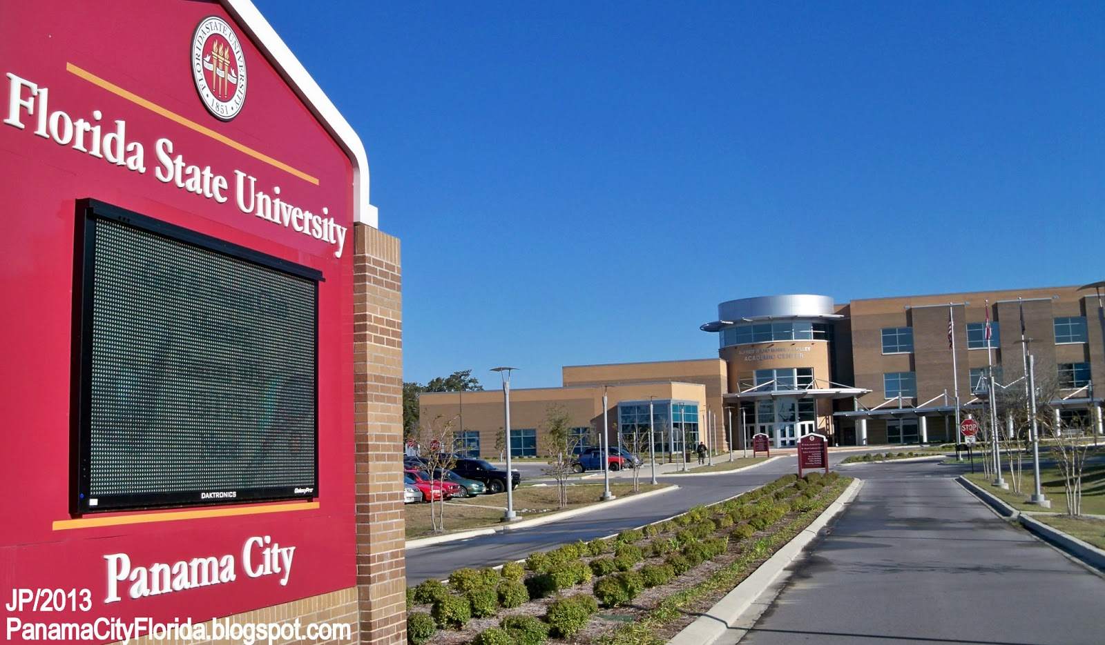 Florida state university fsu panama city florida collegiate dr