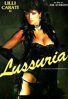 Lussuria seduzione e tradimento (1986)