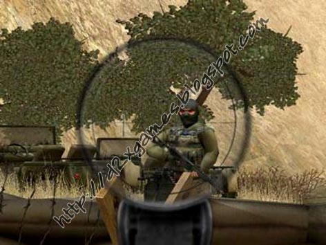 Free Download Games - Marine Sharpshooter 3