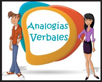 Test de Analogías Verbales | Razonamiento Verbal
