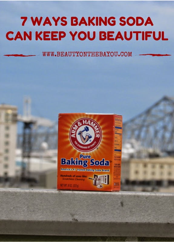 7 Tips for Using Baking Soda to improve your skin, hair, teeth, nails and more!