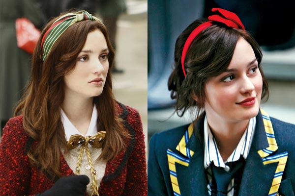 blair waldorf diademas