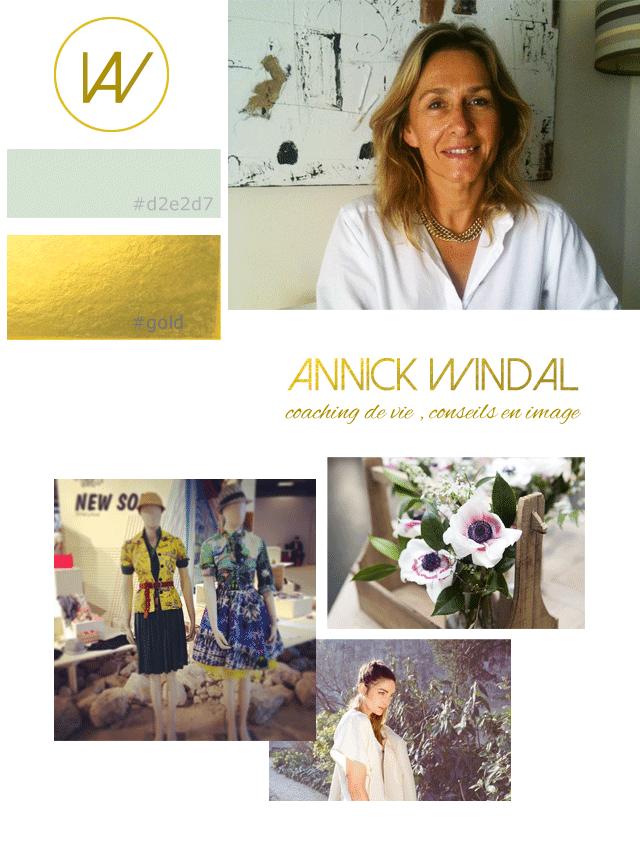 Annick Windal, coach de vie Paris ©lovmint