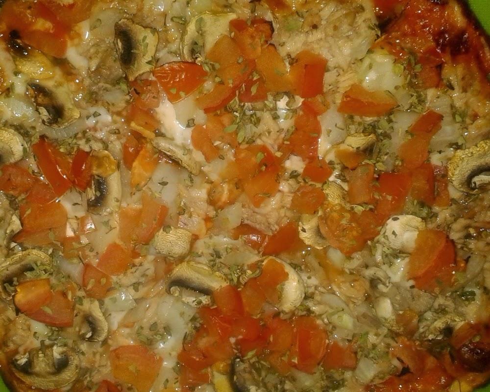 hacer pizza original