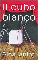"""""""IL CUBO BIANCO"""" disponibile versione e-book clicca sulla foto del libro."""