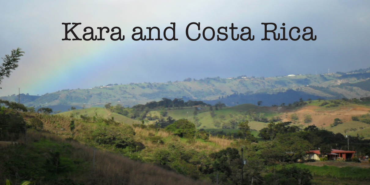 Kara and Costa Rica