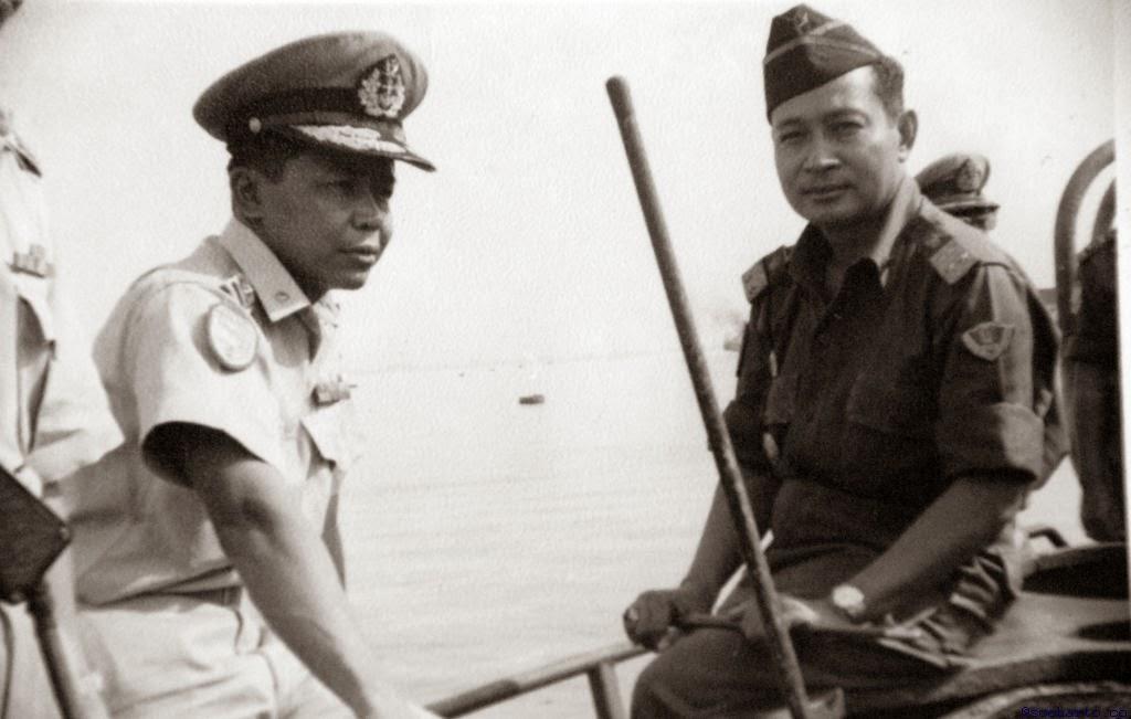 Soeharto pada masa militer