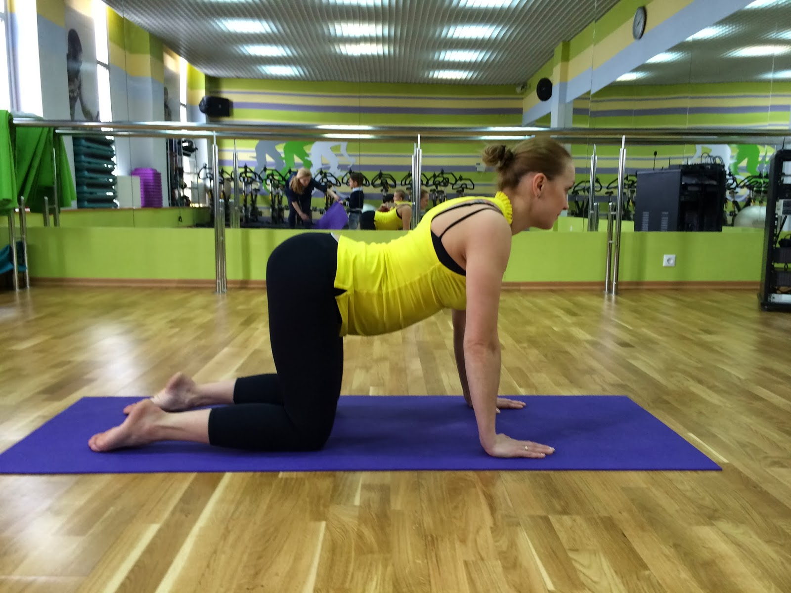Физкультура для беременных при запорах 48
