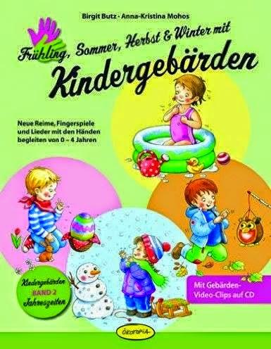 Fingerspiele für Krabbelgruppe und Kindergarten