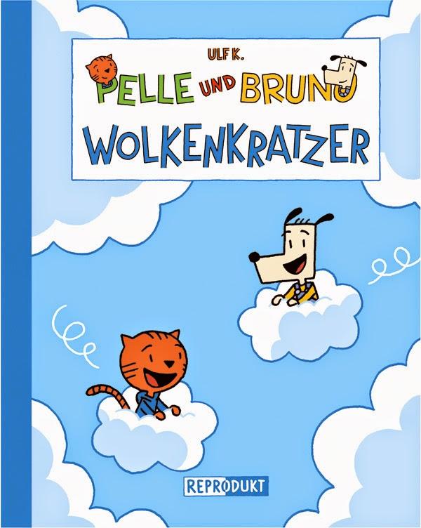 Pelle und Bruno - Wolkenkratzer; 2014