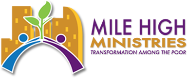 Image result for mile high ministries logo
