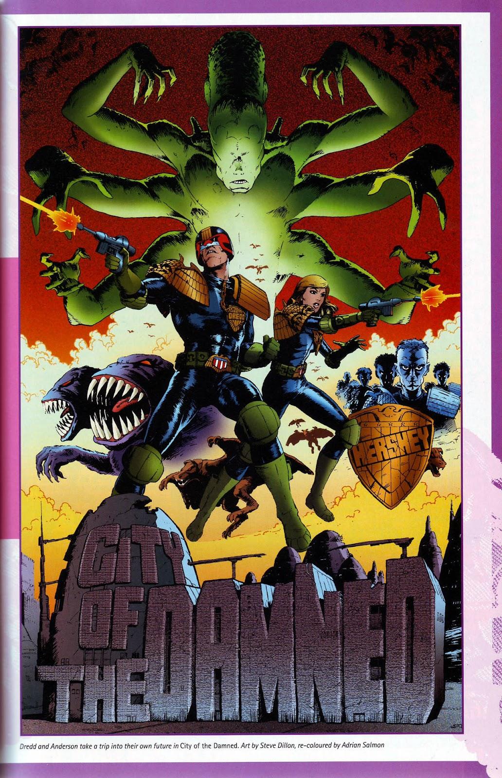 Read online Judge Dredd Megazine (vol. 4) comic -  Issue #14 - 51
