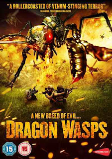capa Dragon Wasps – DVDRip AVI + RMVB Legendado