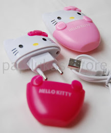 Charger HP Hello Kitty