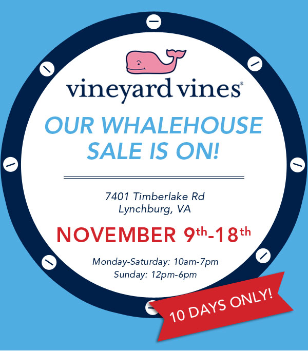 Vineyard Vines Warehouse Sale Ri