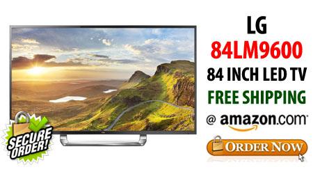 LG 84LM9600 LED TV