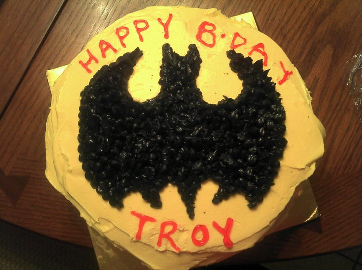Birthday Cake Troy Mi