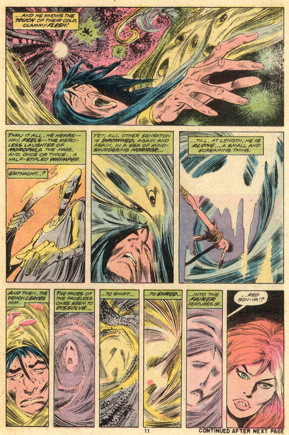 Conan the Barbarian (1970) Issue #44 #56 - English 8