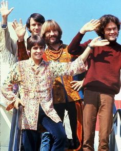 JUNE 2016 FEATURED ARTIST OF THE MONTH - THE MONKEES