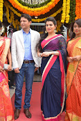 Archana Launches Srinivasa Textiles Photos-thumbnail-5