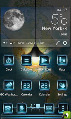 NEXT LAUNCHER 3D V1.25.1 ANDROID APP