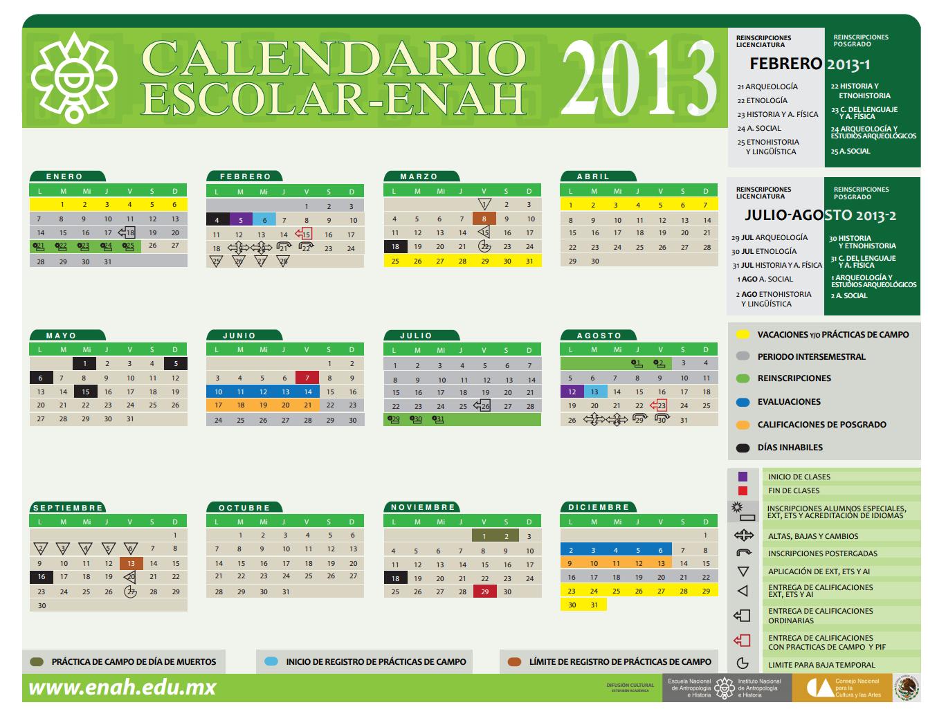 Etiquetas  Calendarios